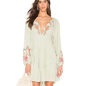 """FREE PEOPLE """"Spell On You"""" Tunic NWT"""